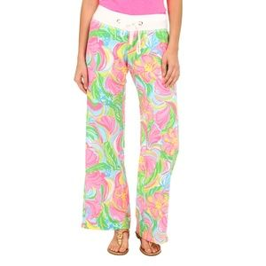 Lilly Pulitzer | The Beach Linen Pant